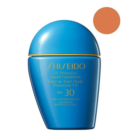 Liquid Foundation Spf Pa 30 Original By Eighty Eight Spf 30 Uv Protective Liquid Foundation Shiseido