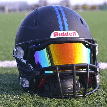 colored football visors 11 best football visors clear tinted and polarized