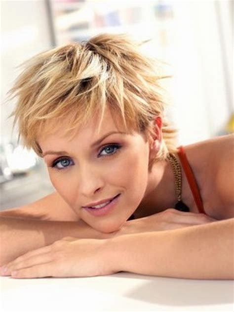 short hairstyles for older woman with fine thin hair short hair styles for fine hair older women