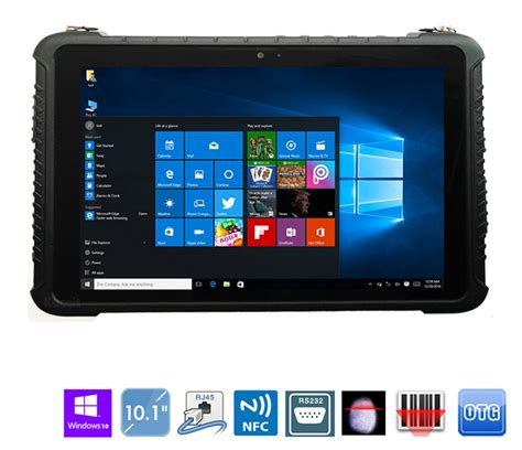 Tablet Windows 4g Lte china industrial rugged tablet pc touch windows 10 pro 10