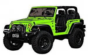 Neon Green Jeep 2013 Gecko Green Jeep Wrangler Html Autos Weblog