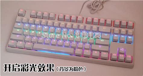 Promo Ajazz Ak40 Tkl Rainbow keycool 87 tkl kailh mx 87 kailh