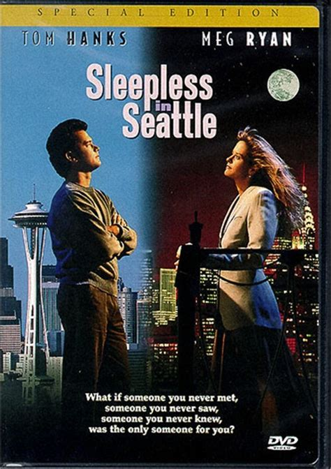 Sleepless In Seattle 1993 Review And Trailer by Sleepless In Seattle Special Edition Dvd 1993 Dvd Empire