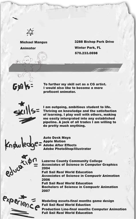 alternative resume formats 30 cv resume design inspiration web3mantra