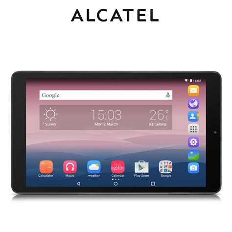 Hp Alcatel One Touch 8gb tablet alcatel one touch pixi 3 8079 10 8gb b ebay