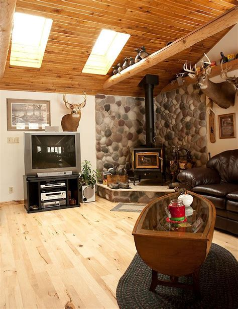 Turning A Garage Into A Living Room by 25 Best Ideas About Corner Wood Stove On Wood