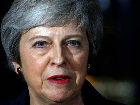 Cabinet Barnier by Brexit May Soutenue Par Cabinet Barnier Salue Une