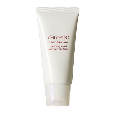 Masker Shiseido shiseido the skincare purifying mask 75ml feelunique