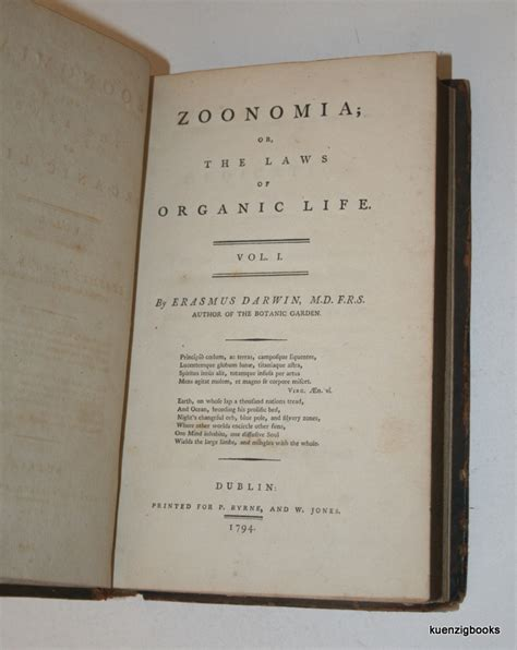 zoonomia or the laws of organic vol 2 of 2 in three parts classic reprint books zoonomia or the laws of organic volume i only