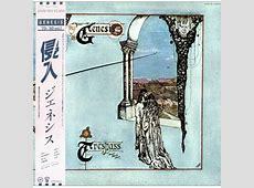 Genesis Trespass Japanese Promo vinyl LP album (LP record ... Genesis Trespass