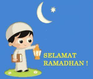 gambar kata ramadhan animasi  kuliah desain