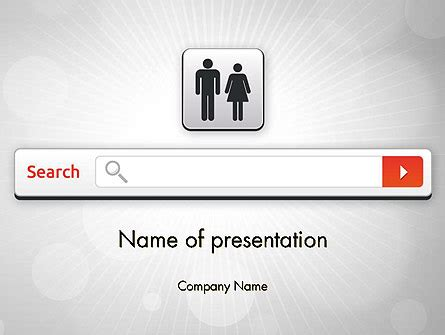 Online Dating Powerpoint Template Backgrounds 12606 Poweredtemplate Com Free Dating App Template