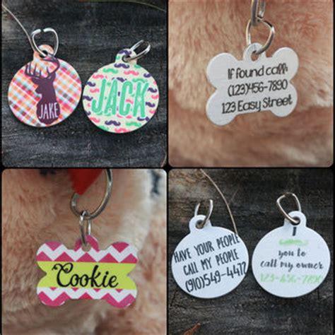 design your own dog name tag shop custom dog name tags on wanelo