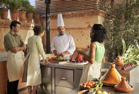 cours de cuisine di騁騁ique la sultana marrakech une retraite de luxe au coeur de la