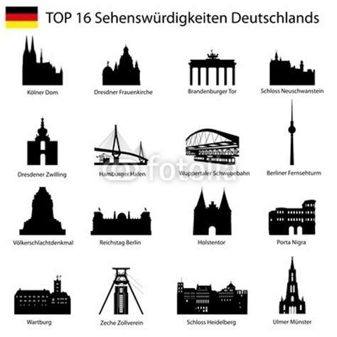 Aufkleber Drucken M Nster by Fototapete Top 16 Sehenswuerdigkeiten Deutschland