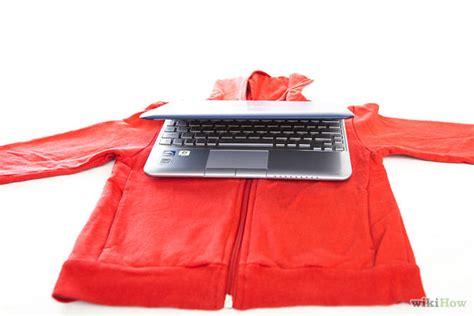 tutorial tas laptop tinggal lipat kamu bisa ubah hoodie jadi barang barang