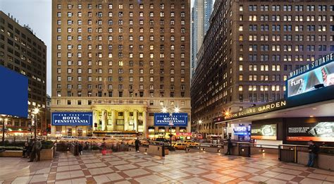 hotels by madison square garden