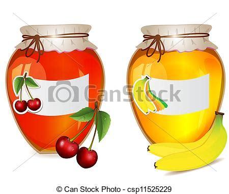 vasi marmellata illustrazioni vettoriali di vasi marmellata marmellata