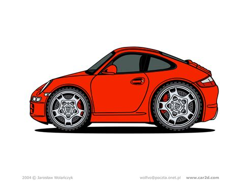 porsche cartoon porsche cartoon porsche porsche art pinterest
