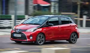 Toyota Yaris Hybrid Toyota Yaris Hybrid Scores In The 2016 Which Car Survey