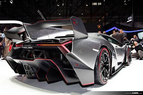 Lamborghini Veneno Rear Veneno Lamborghini Veneno 39 Hr Image At Lambocars