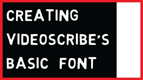 videoscribe tutorial 2015 sparkol videoscribe basic font youtube