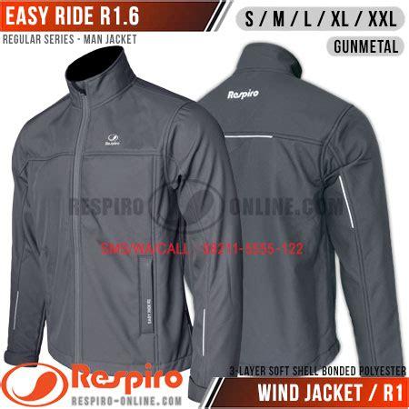Jaket Respiro Infrezo R1 6 jaket respiro easy ride r1 6 wind jacket series respiro