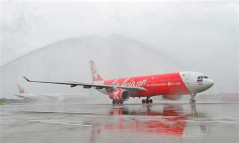 airasia jakarta bangkok thai airasia x launches flights to japan