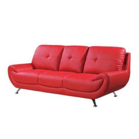 red sofas and loveseats incredible effects to create in your living room today