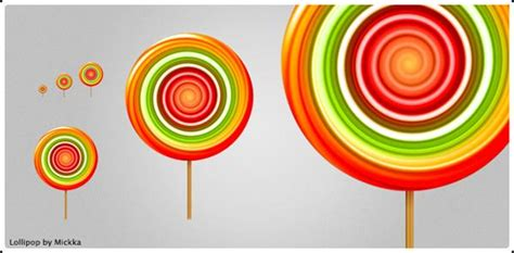 vector lollipop tutorial candy icons and vectors for free download psddude