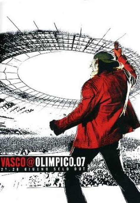vasco live 2007 vasco olimpico 07 di vasco musica universal