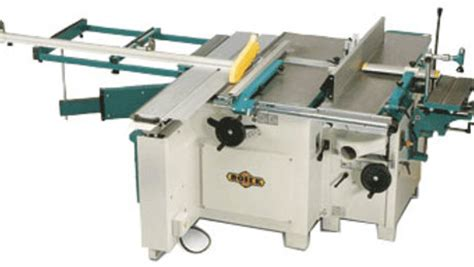combination woodworking machine reviews combination machine kps 300a finewoodworking