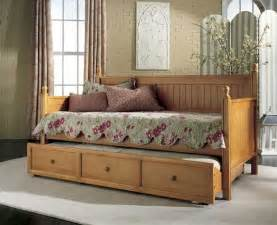 Daybed With Mattress Included Casey Maple Daybed With Trundle At Gowfb Ca Fashion Bed