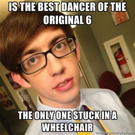 Glee Memes - the o jays dance in and glee on pinterest