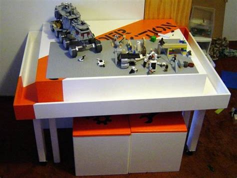 easy diy lego table 8 awesome diy lego tables for beesdiy
