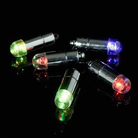 mini multi color weatherproof led lights for paper