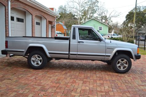 new jeep comanche 1990 jeep comanche base standard cab pickup 2 door 4 0l