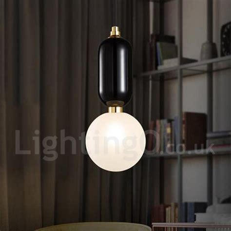 led modern contemporary dining room bedroom pendant light
