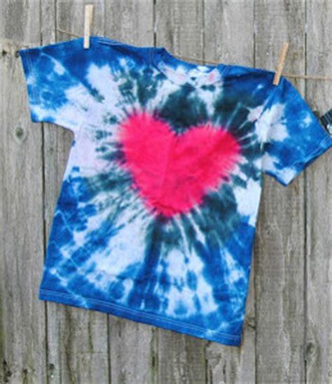 Gamis Tiedye V 4 tie dye shirt allfreekidscrafts