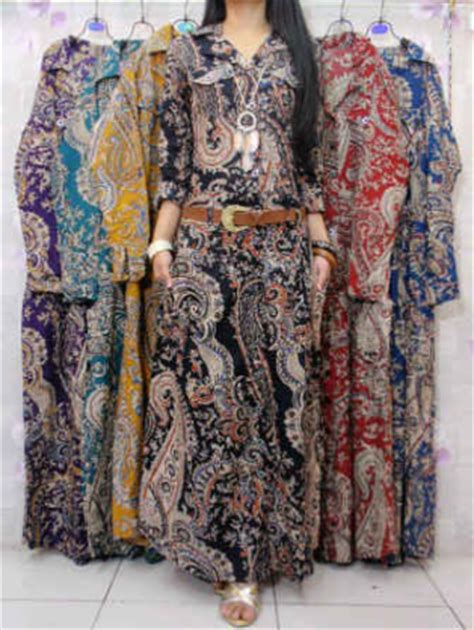 Dress Bali Renda divya fashion maxi batik bali