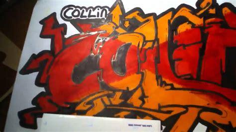 graffiti  collin youtube