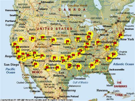 map usa rv parks rv travel3