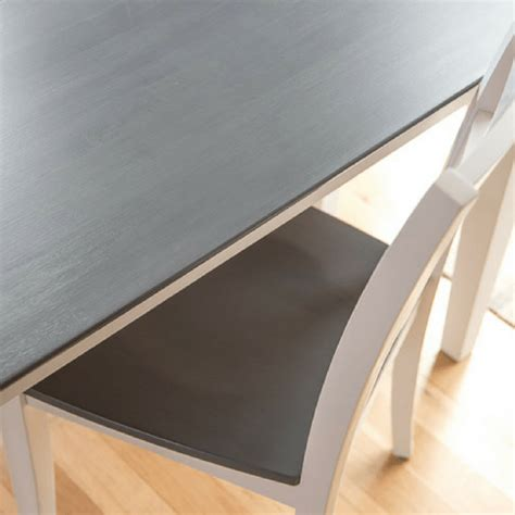 grey wood stain table the grey wood stain dining table makeover the