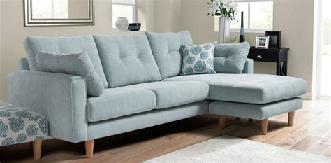 duck egg sofa duck egg blue corner sofa has matching arm chair dfs
