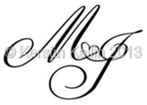tattoo lettering jm monograms with letters j and m the monogram page
