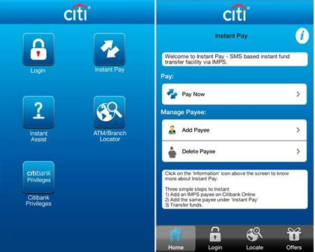 citibank mobile citibank mobile banking app for android review problems