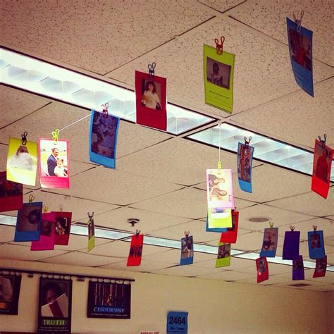 Ceiling Hangers For Classrooms by 17 Best Images About Classroom Displays On