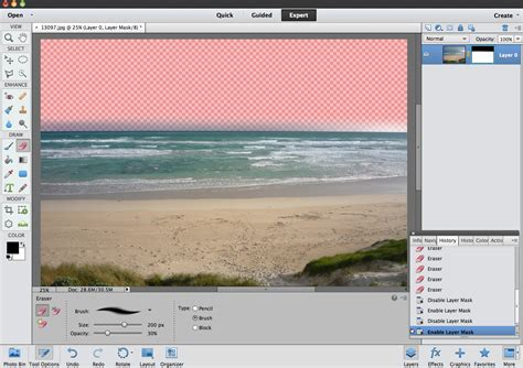 tutorial masking photoshop indonesia how to find quick mask mode in photoshop elements
