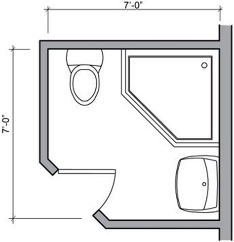 square bathroom floor plans 25 best ideas about small bathroom floor plans on