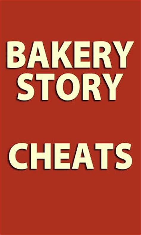 bakery story android game hack cheat download download bakery story cheats for android appszoom
